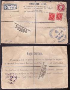 D1-GB-#13938-cover-Reg'd Letter Envelope-19 Mar1936-London E