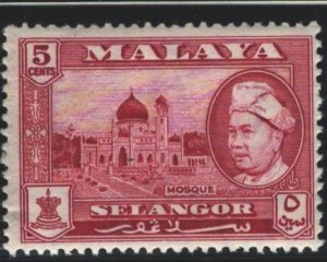Selangor Sc#105 MH