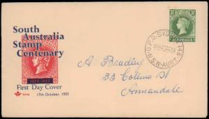 Australia, Worldwide First Day Cover