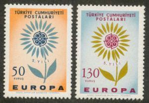 Turkey 1628-1629 Mint VF LH