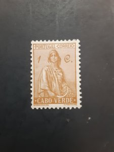 +Cape Verde #215              Used