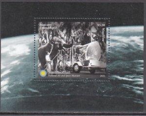 NIUAFO'OU 2021 SPACE MERCURY ESPACE RAUMFAHRT SPAZIO [#2104]