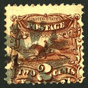 U.S. #113 USED