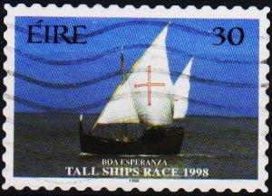 Ireland. 1998 30p S.G.1189 Fine Used