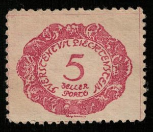 1920, Postage Due Stamps, YT #D1-12 (T-7310)