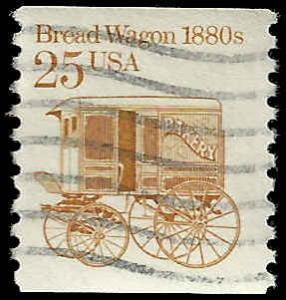 # 2136 USED TRANSPORTATION BREAD WAGON