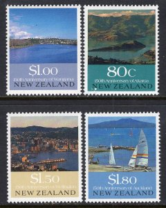 New Zealand 993-996 MNH VF