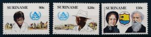 [SU 546] Suriname 1987 Salvation Army  MNH