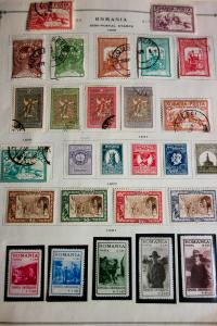 Romania Semis Dues BOB Mint & Used Stamp Collection