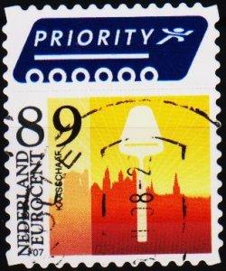 Netherlands. 2007 89c Fine Used