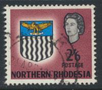 Northern Rhodesia  SG 85  SC# 85 Used    see detail and scan