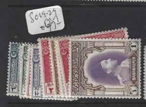 PAKISTAN BAHAWALPUR  (PP2407B)  SG 19-29   MOG