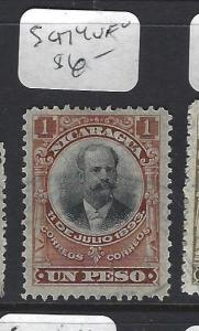 NICARAGUA (P1509B)  SC 174   VFU