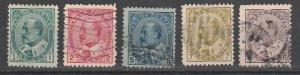 #89-93 Canada Used Edward VII