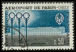 France 986 Used VF H