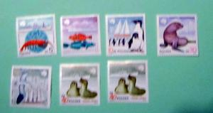 Poland - 2782-87, MNH Set. Wildlife, Ships. SCV- $2.10