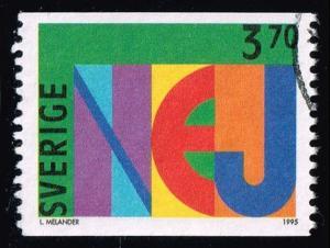Sweden #2108 No; Used (0.40)