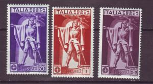 J26596 JLstamps 1930 italy set mh #c20-2 airmail