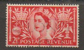 Great Britain SG 532 Used