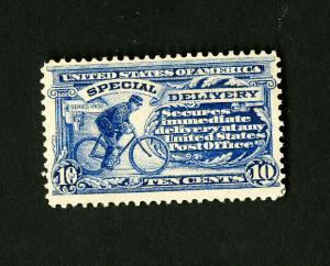 US Stamps # E6 F-VF Fresh OG NH Catalog Value $500.00