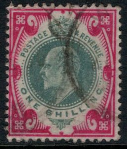 Great Britain #138a  CV $70.00  Very light cancel, excellent stamp