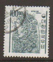 Korea #370 Used