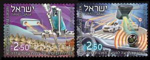 2018 Israel 2655-56 Robotic Guidance of Spine Surgery and Collision Avoidance
