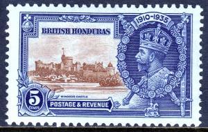 British Honduras - Scott #110 - MH - SCV $2.25