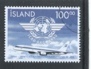 Iceland 792  Used (4)