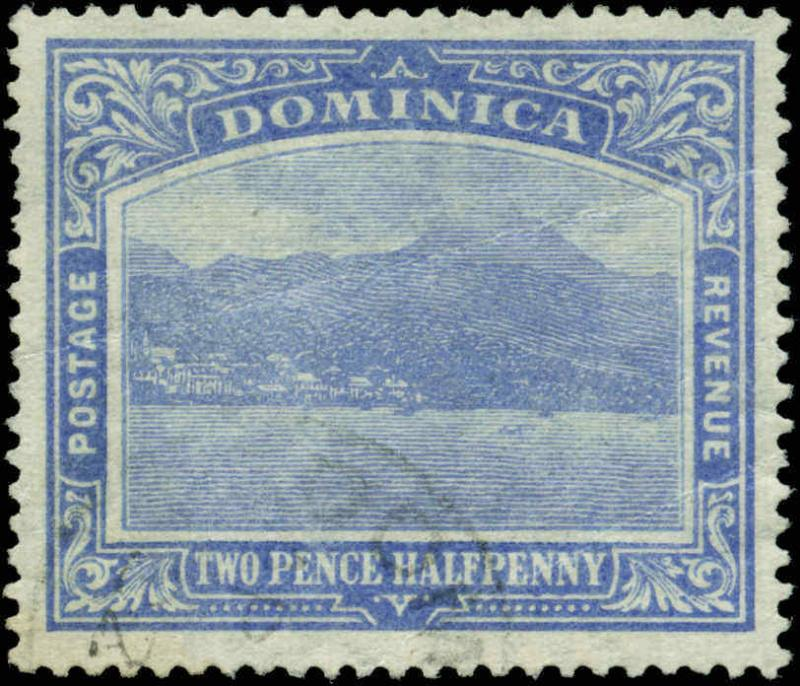 Dominica Scott #60 Used