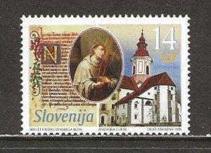 Slovenia Scott catalog # 330 Mint NH