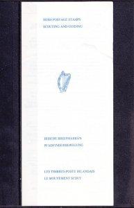 Ireland, Scott cat. 416-417. European Scout Conference. Postal Bulletin. ^