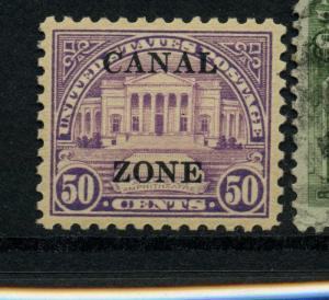 Scott  94 Canal Zone Mint Stamp with GRADED XF90 PF Cert (Stock CZ94-pf5)