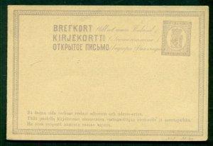 FINLAND Norma PK8, 10pen + 10pen Double card, unused, VF, Norma $170.00
