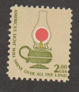 U.S. Scott #1611 Lantern Stamp - Mint NH Single