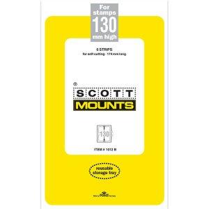 Scott/Prinz Pre-Cut Souvenir Sheets Small Panes Stamp Mounts 174x130 #1012 Clear