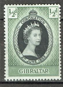 Gibraltar SC# 131 *Mint LH*