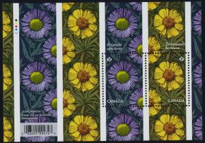 Canada 2976 MNH Flowers, Daisies