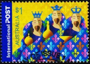 Australia. 2004 $1 S.G.2463 Fine Used