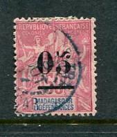 Madagascar #48 Used