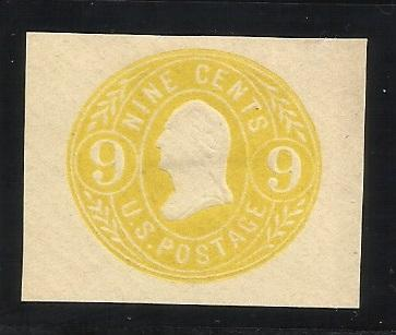 U66 9c MLH Cut Square F/VF