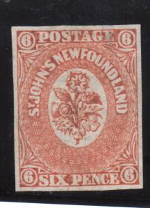 Newfoundland #13 VF Mint **With Certificate**
