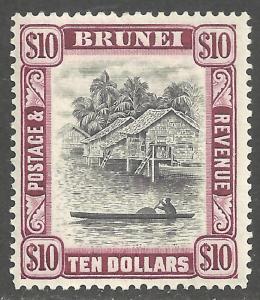 BRUNEI SCOTT 75
