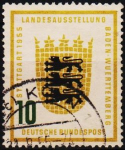 Germany.. 1955 10pf S.G.1139 Fine Used