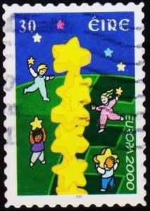 Ireland. 2000 30p S.G.1308 Fine Used