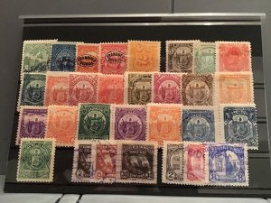Salvador early stamps  R23428