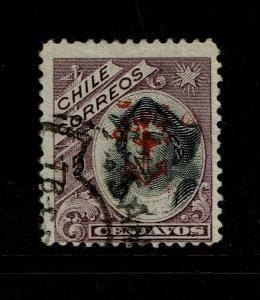 Chile SC# O13 Used - S7435