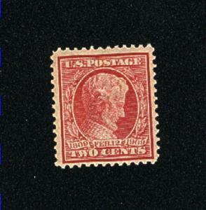 USA #367 Mint  1909 PD  5.00