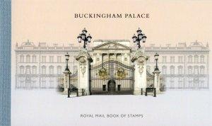 2014 - GB - DY 10 - BUCKINGHAM PALACE - PRESTIGE BOOK