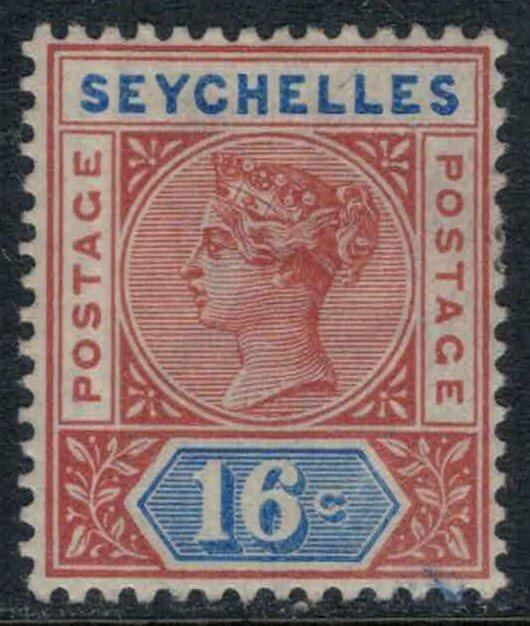 Seychelles #12a*  CV $52.50